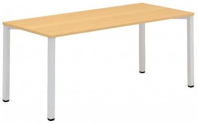 ALFA 200 Stůl kancelářský 204, Ořech