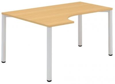 ALFA 200 Stůl kancelářský 208, Ořech