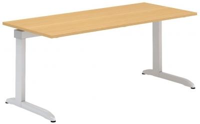 ALFA 300 Stůl kancelářský 304, Ořech