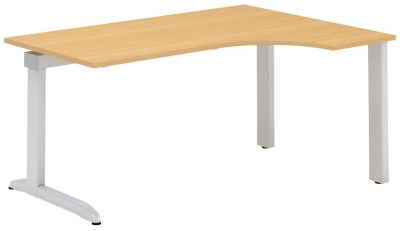 ALFA 300 Stůl kancelářský 307, Ořech