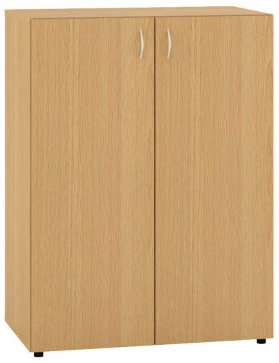 ALFA 500 Skříň 800x470x1063 FT Dveře, Ořech