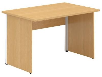 ALFA 100 Stůl kancelářský 101, Ořech