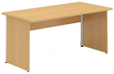 ALFA 100 Stůl kancelářský 103, Ořech