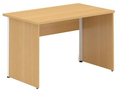 ALFA 100 Stůl kancelářský 105, Divoká hrušk