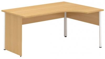 ALFA 100 Stůl kancelářský 107, Divoká hrušk