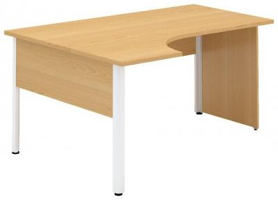 ALFA 100 Stůl kancelářský 108, Buk