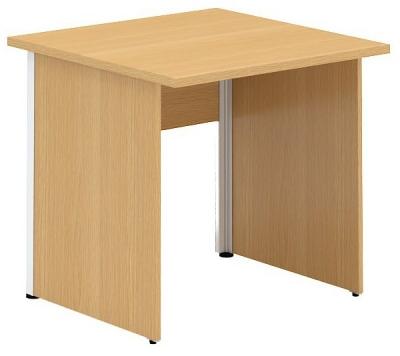 ALFA 100 Stůl kancelářský 100, Ořech