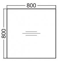 ALFA 300 Stůl kancelářský 300, Jabloň