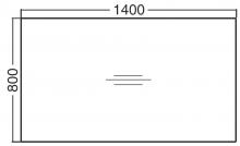 ALFA 400 Stůl konferenční 402, Divoká hrušk