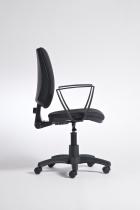 Židle ALFA 720 kancelářská otočná černá