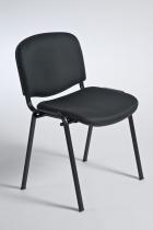 Židle ALFA 710 konferenční černá