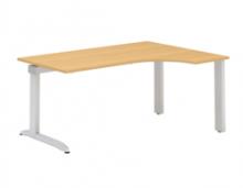 ALFA 300 Stůl kancelářský 320 Pravý