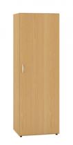 ALFA 500 Skříň 600x470x1780 Šatní výsuv